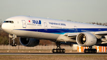JA786A - ANA - All Nippon Airways Boeing 777-300ER aircraft