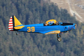 N50429 - The Flying Bulls Fairchild PT-19