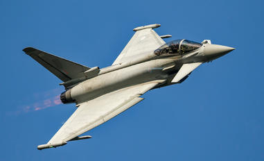 ZJ939 - Royal Air Force Eurofighter Typhoon FGR.4