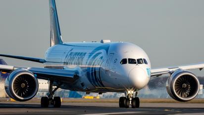 SU-GEV - Egyptair Boeing 787-9 Dreamliner