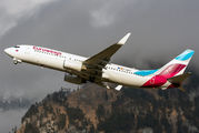 D-ABKM - Eurowings Boeing 737-86J aircraft