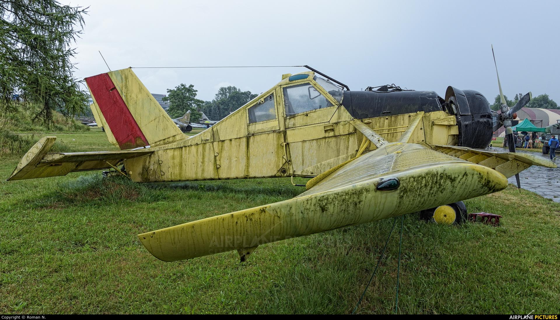 Museum of Polish Aviation SP-KFB aircraft at Kraków, Rakowice Czyżyny - Museum of Polish Aviation