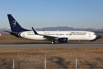 9H-CRI - Blue Panorama Airlines Boeing 737-800