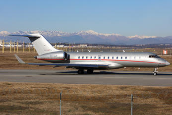 9H-VJP - Vistajet Bombardier BD-700 Global 6000