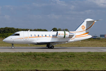 M-CLHL - Private Bombardier Challenger 650