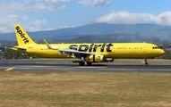 N665NK - Spirit Airlines Airbus A321 aircraft