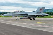 J-5232 - Switzerland - Air Force McDonnell Douglas F/A-18D Hornet aircraft
