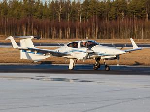 OH-DAM - Suomen Ilmailuopisto Diamond DA 42 Twin Star