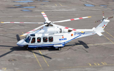 D-HOAB - Wiking Helicopter Service Agusta Westland AW159 Wildcat HMA2