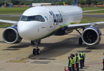 PR-YSC - Azul Linhas Aéreas Airbus A320 NEO