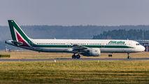 EI-IXZ - Alitalia Airbus A321 aircraft