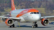 G-EZTY - easyJet Airbus A320 aircraft
