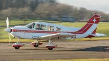 HB-PBO - Private Piper PA-28 Cherokee aircraft