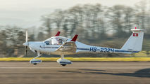 HB-2324 - Private Diamond HK 36 Super Dimona aircraft