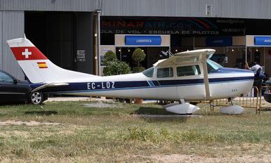 EC-LOZ - Private Cessna 182 Skylane (all models except RG)