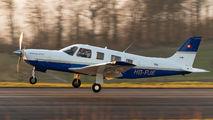 HB-PJE - Private Piper PA-32 Saratoga aircraft
