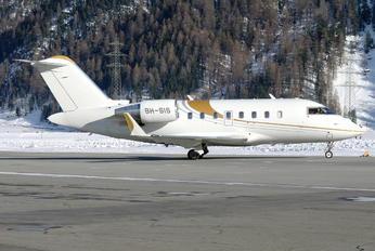 9H-SIS - Elit Avia Bombardier Challenger 650