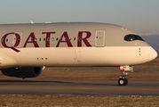 A7-AMH - Qatar Airways Airbus A350-900 aircraft