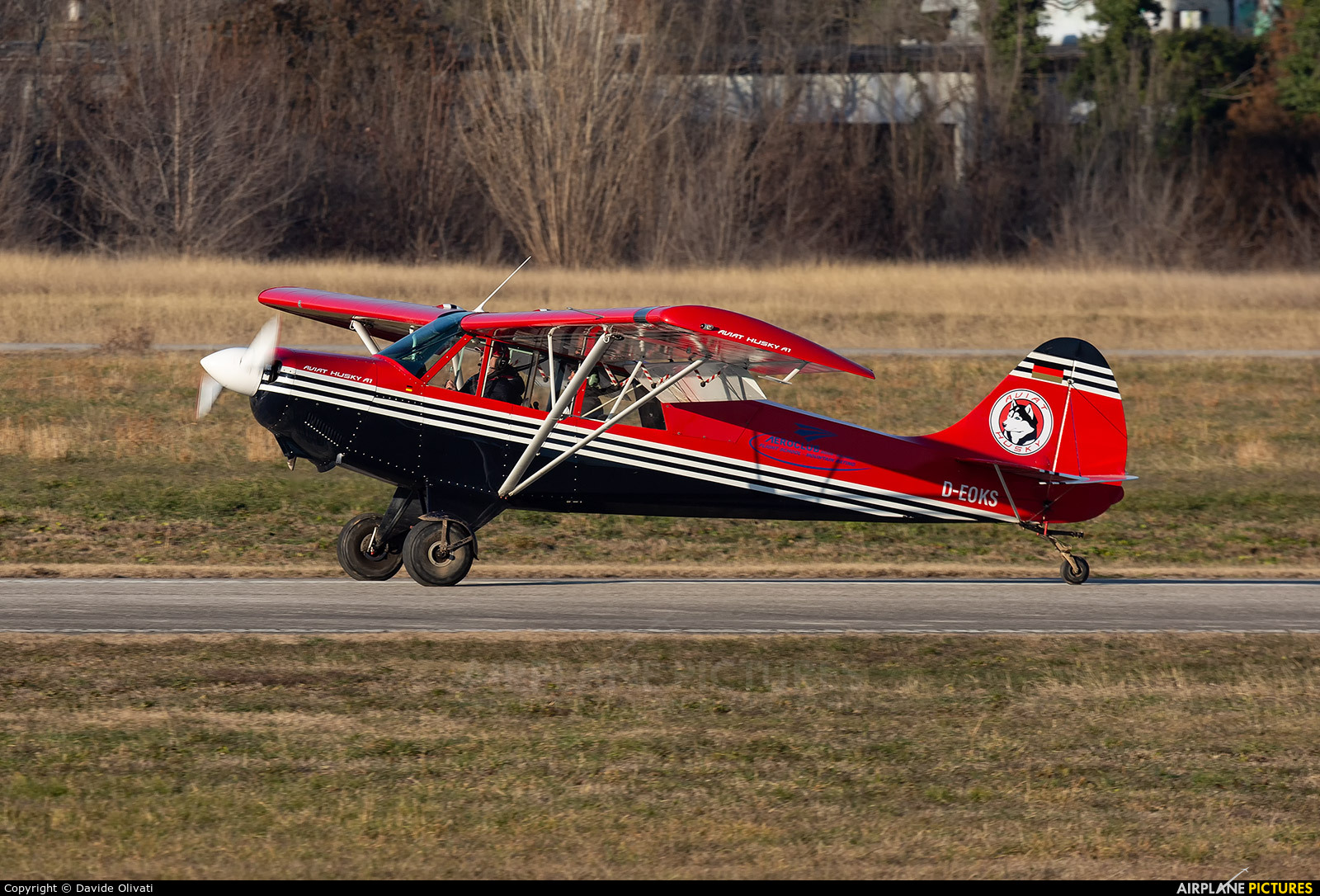 American Airpower Heritage Museum (CAF) D-EOKS aircraft at Verona - Boscomantico