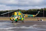 EW-123AO - Belarus - DOSAAF Mil Mi-2 aircraft