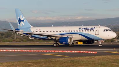 XA-MBA - Interjet Airbus A320