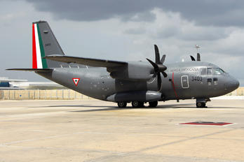 3403 - Mexico - Air Force Alenia Aermacchi C-27J Spartan