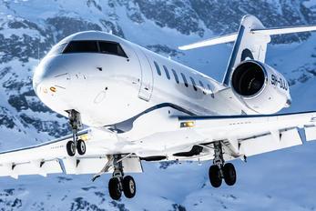 9H-OJJ - Private Bombardier Challenger 605