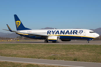 9H-QAB - Ryanair (Malta Air) Boeing 737-8AS