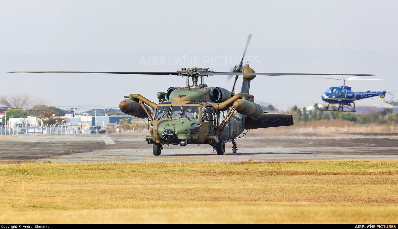 Japan - Ground Self Defense Force 43105 aircraft at Akeno Air Field