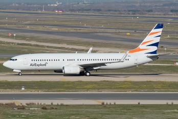 OM-IEX - Travel Service Boeing 737-800