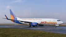 G-JZBH - Jet2 Boeing 737-8MG aircraft