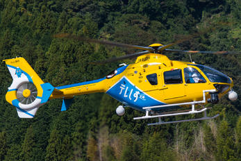 JA81DH - Nakanihon Air Service Airbus Helicopters H135