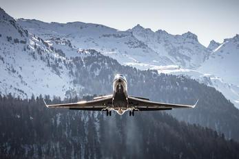 HB-JUF - Swiss Jet Gulfstream Aerospace G650, G650ER