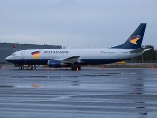 G-JMCS - West Atlantic Boeing 737-400F