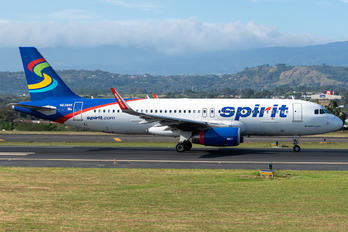 N638NK - Spirit Airlines Airbus A320