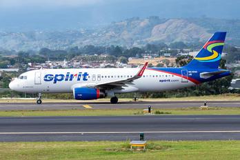 N635NK - Spirit Airlines Airbus A320