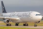 D-AIFE - Lufthansa Airbus A340-300 aircraft