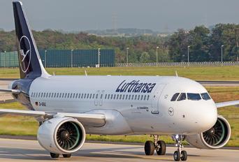 D-AINU - Lufthansa Airbus A320 NEO
