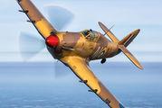 OO-HUR - Private Hawker Hurricane Mk.IV aircraft