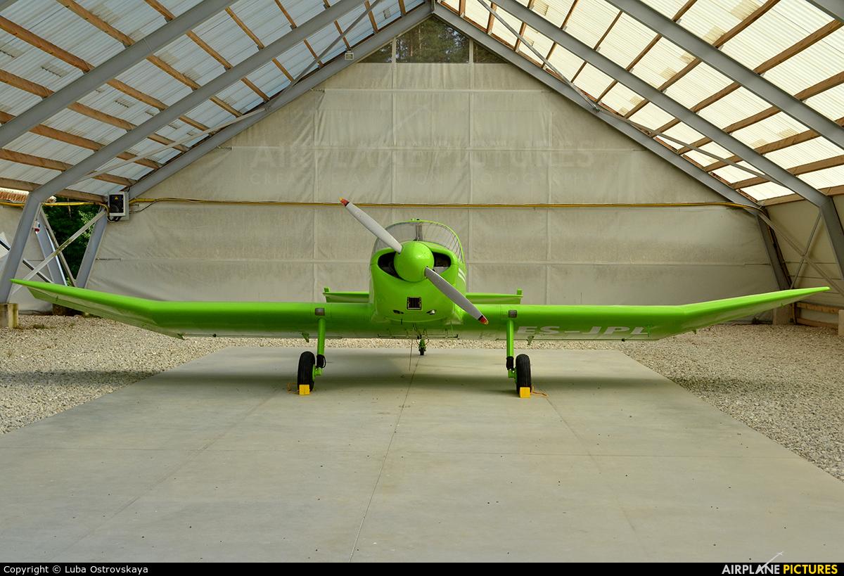 Private ES-JPL aircraft at Tartu
