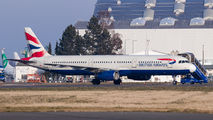 G-MEDN - British Airways Airbus A321 aircraft