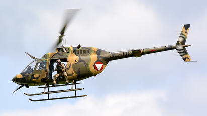 3C-OC - Austria - Air Force Bell OH-58B Kiowa
