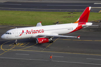 N685TA - Avianca Airbus A320