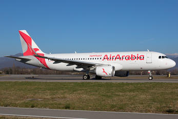 SU-AAF - Air Arabia (Egypt) Airbus A320