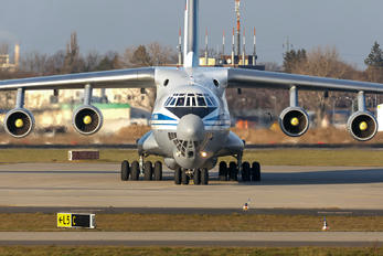 RA-78838 - Russia - Air Force Ilyushin Il-76 (all models)