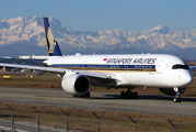 9V-SMW - Singapore Airlines Airbus A350-900 aircraft