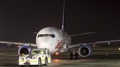 G-JZHD - Jet2 Boeing 737-800
