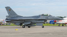 FA-97 - Belgium - Air Force General Dynamics F-16A Fighting Falcon aircraft