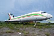 RA-85133 - Omskavia Tupolev Tu-154B aircraft