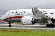 B-1113 - Shanghai Airlines Boeing 787-9 Dreamliner aircraft